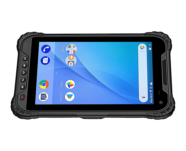 Rugged Tablet with C1D2 Certified