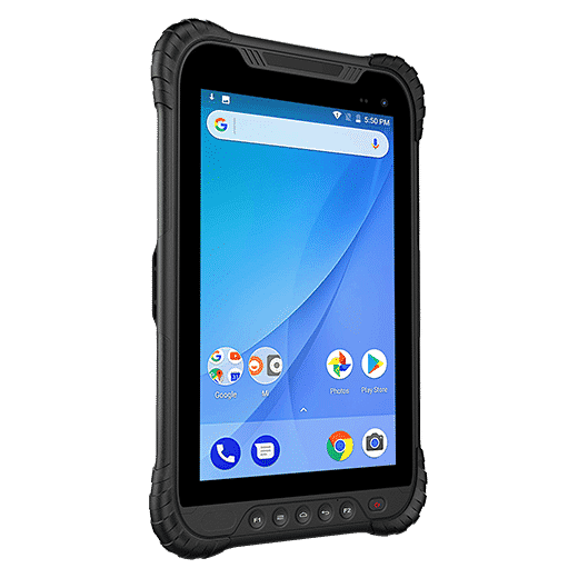 UA-80 waterproof ip67 rugged tablet pc industrial grade android