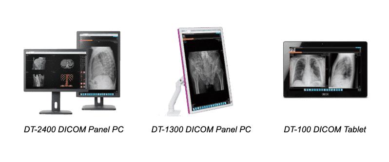 DICOM Panel & Tablet PCs