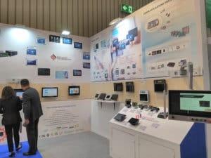 Estone Embedded World Booth