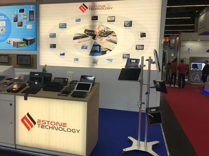 Estone Technology Trade Show Booth