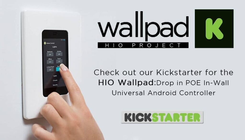 Wallpad HIO Project