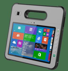 """MD-100 10"""" Windows Medical Tablet Dark"""
