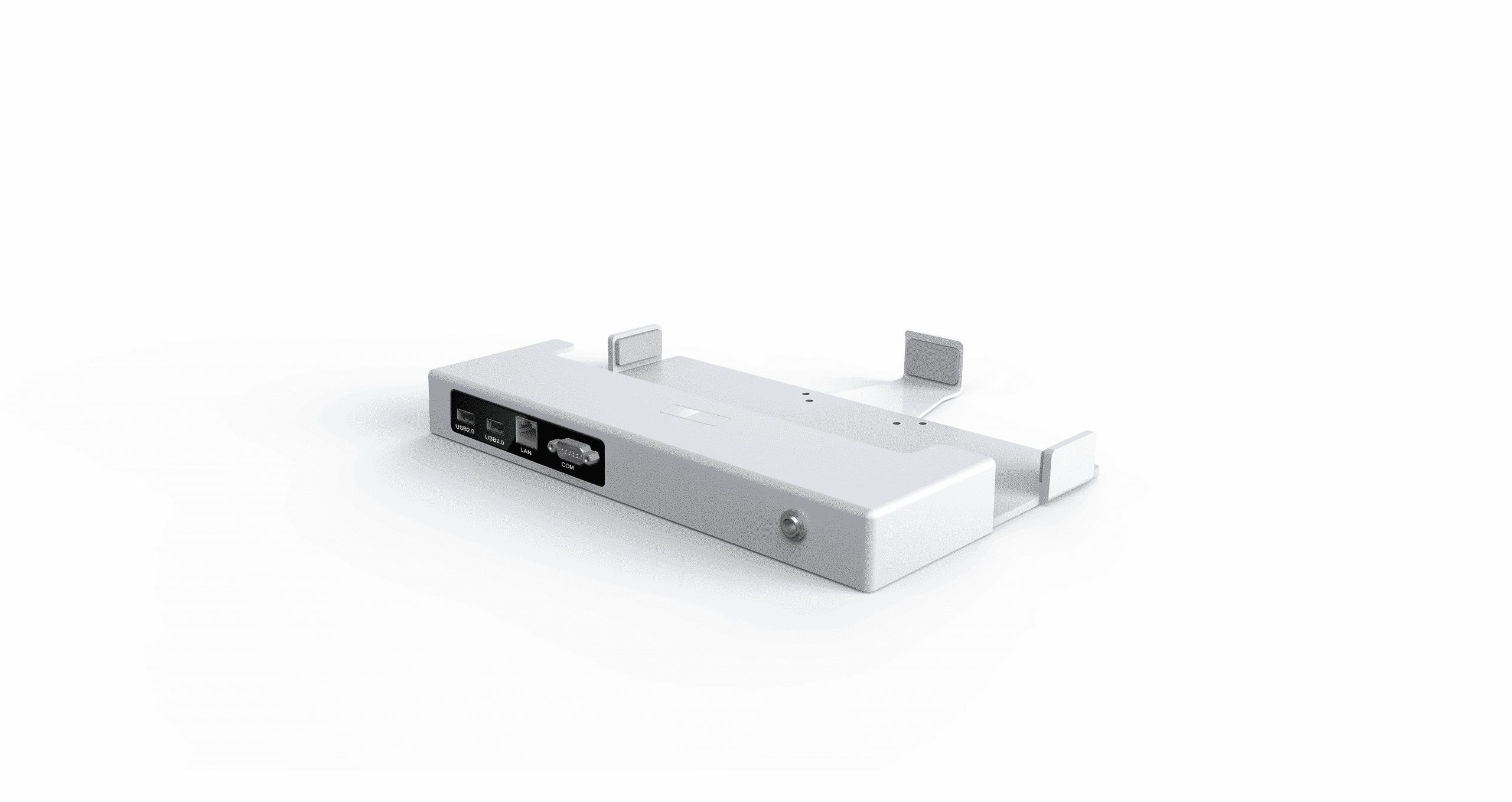 MD-100 Medical Grade Tablet Wall Dock