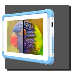 Tablet With Sunlight Readable Display