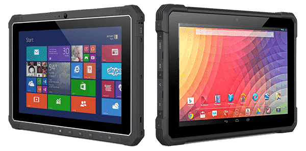 MR-100 & MJ-100 Rugged Android Tablet PCs