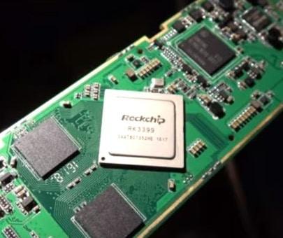 Rockchip RK3399 ARM Chip
