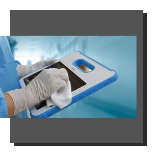 Tablet Disinfection
