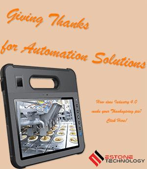 Industry 4.0 Thanksgiving