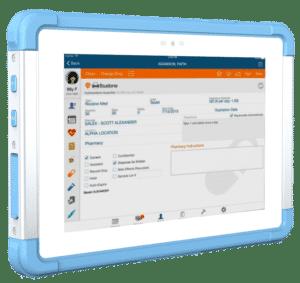 MJ-80 Medical Grade Tablet PC