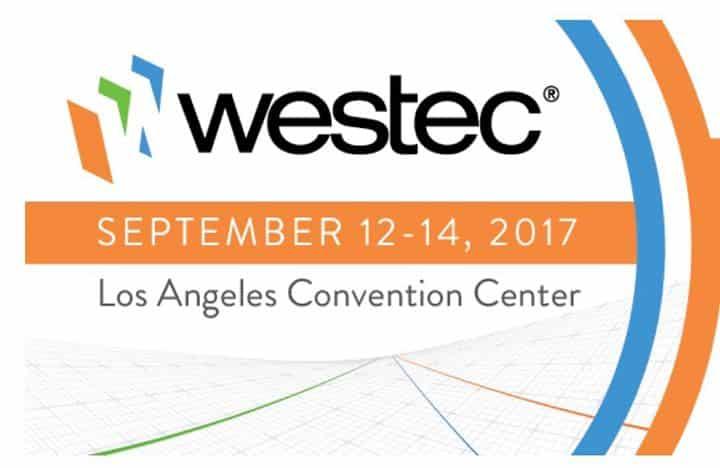 Westec Industry Show Logo