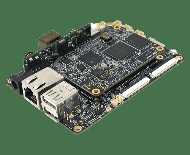 Pico-ITX POE Edge AI Board | EMB-2237-AI – i.MX8MM