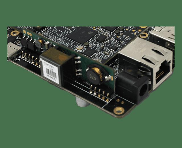 Pico-ITX POE Edge AI Board | EMB-2237-AI – POE Module