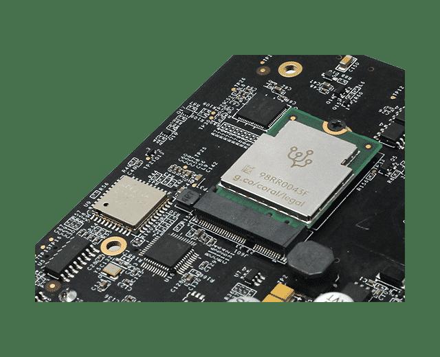 Pico-ITX POE Edge AI Board Google TPU | EMB-2237-AI – i.MX8MM