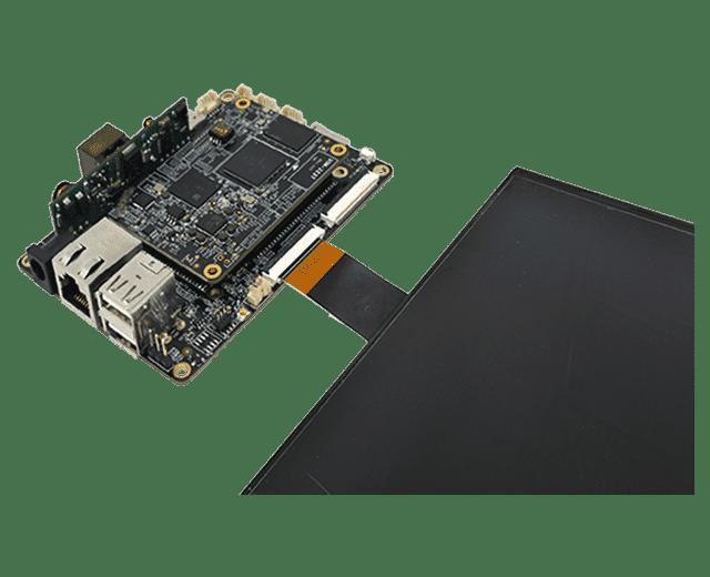 Pico-ITX POE Edge AI Board | EMB-2237-AI – Touch Panel