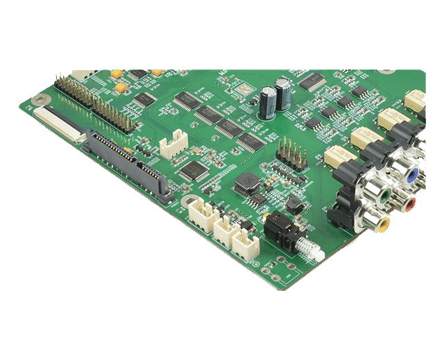 Pico-ITX NXP i.MX8M SBC   EMB-2238 – Digital Audio Expansion