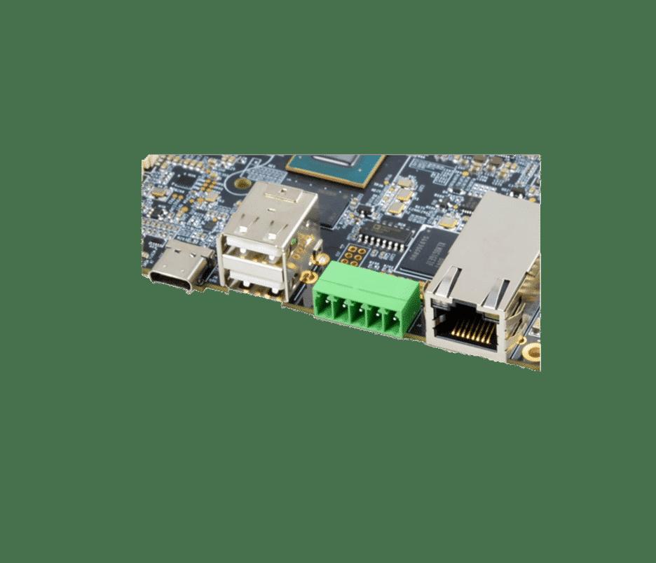 Pico-ITX NXP i.MX8M SBC   EMB-2238 – RS-485