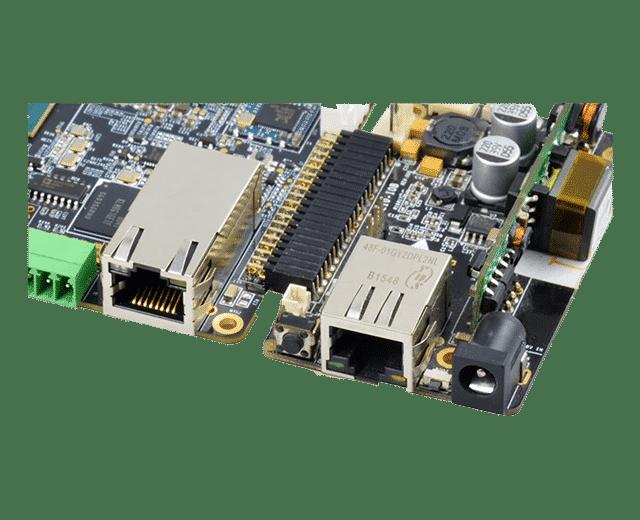 ODM Embedded Board   EMB-2238 – Dual NIC Module