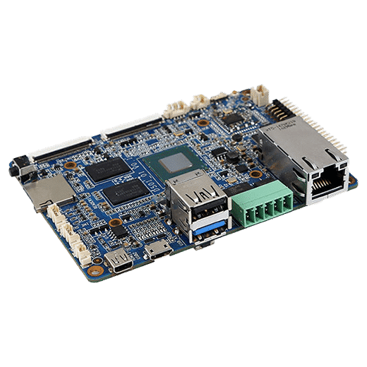 emb-2610 intel quad-core atom x5-z8350 processor sbc x86 board