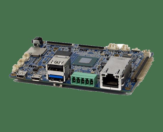 Pico-ITX Intel Atom x5-Z8350 SBC | EMB-2610 – RS-485