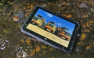 MJC-100 Rugged Tablet PC