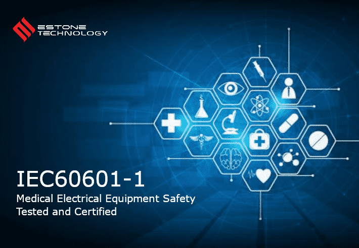 IEC60601-1 Medical Electrical Equipment Safety Tested and Certified