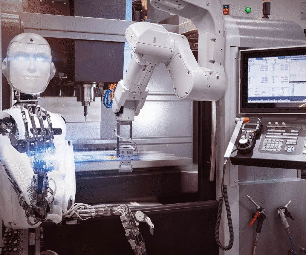 Robotic arm and assembly controller