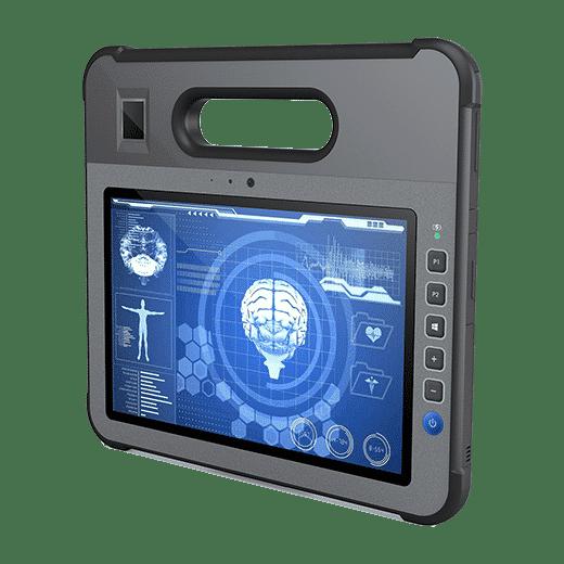 MD-100 waterproof IP65 rugged tablet pc windows 10