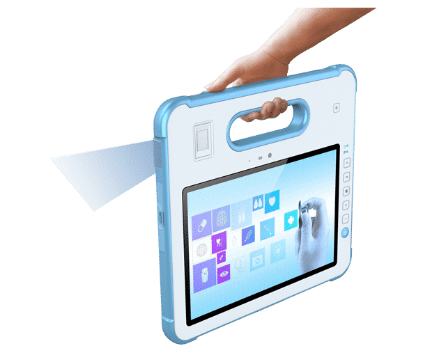 Barcode Scan Medical Tablet PC