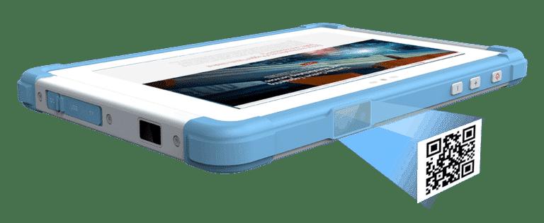 Tablet Barcode Scanner