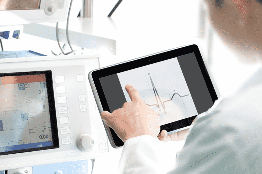 Medical rugged tablet PC with linux based OS