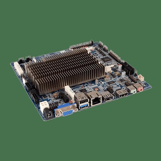 mitx-6770 intel celeron j1900 bay trail processor mini-itx board x86 embedded small board computer