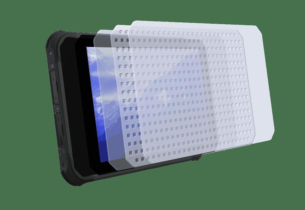 MJ-100 Durable LCD Screen