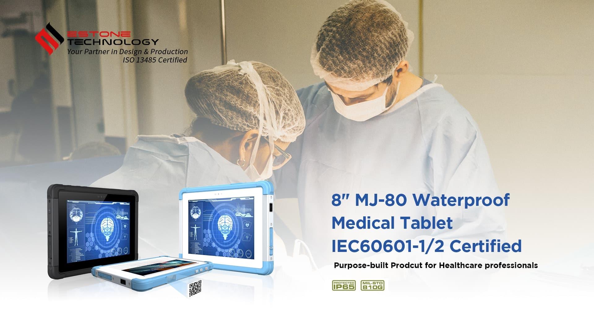 MJ-80 Waterproof Medical Tablet