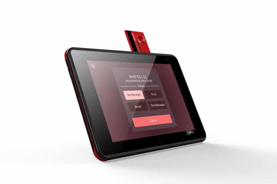 Point of Sale Tablet PC