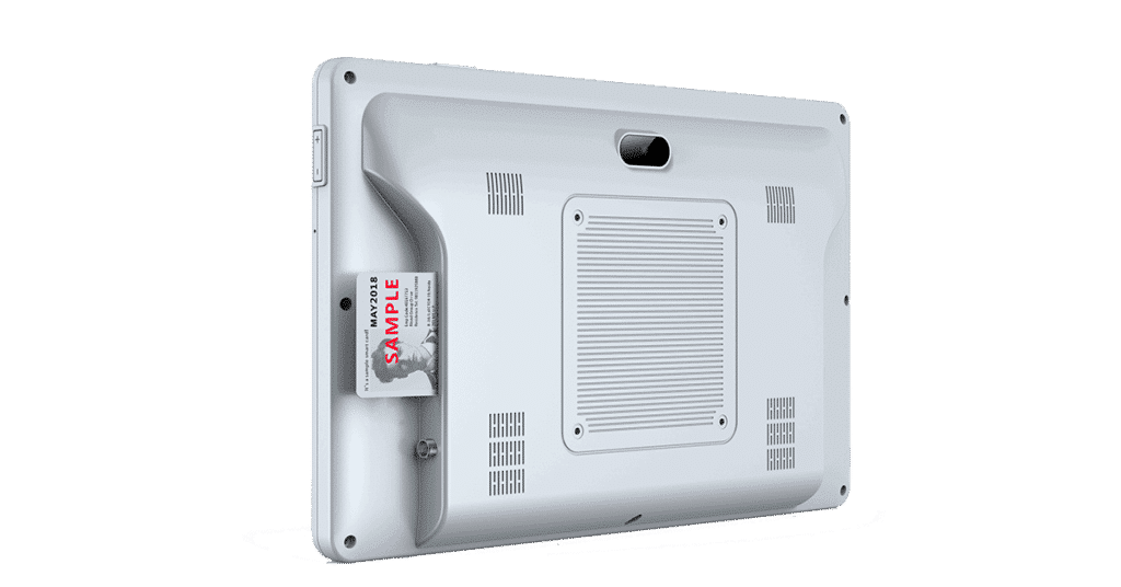 MT140- rugged tablet with Card-Reader