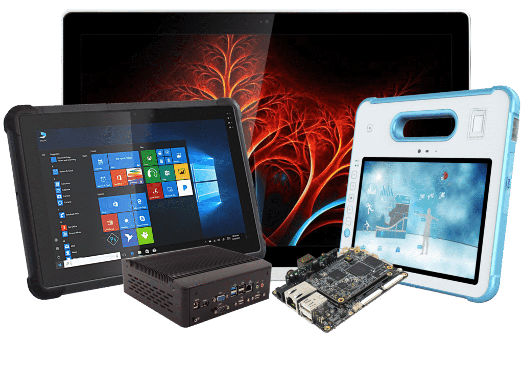 Rugged Tablets, Panels, Industrial Computers and Embedded boards available for OEM ODM by Estone Technology