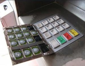 PIN Skimmer Card Scanner Technology