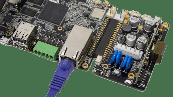 ODM Embedded Board   EMB-2230 - POE Module