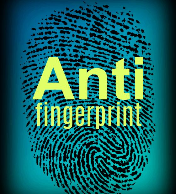 Anti Fingerprint