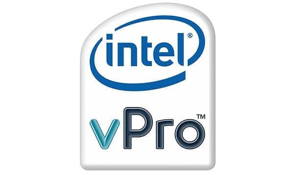 Intel vPro Logo