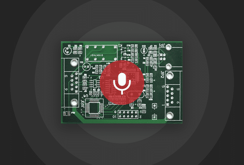 Voice control and activation computer component