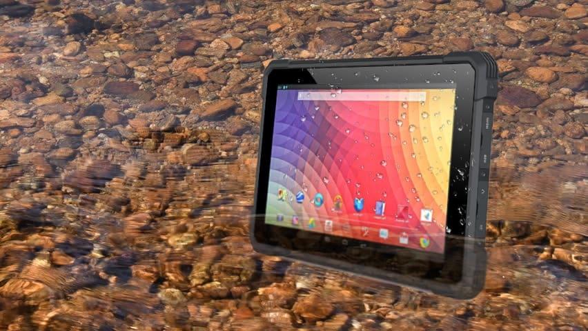 Waterproof Android Tablet
