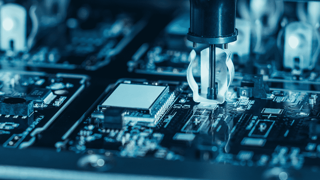 manufacturing an embedded pc board