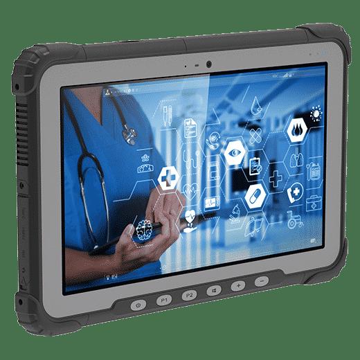 UR-120 Ultra-Rugged Medical Grade Tablet PC